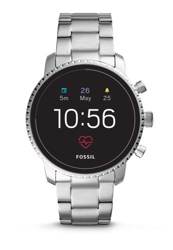 Fossil silver Explorist Smartwatch FTW4011 3559BACF2087BBGS_1