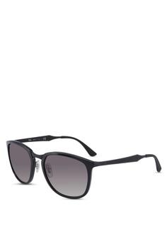 dcb3d819296 Ray-Ban black Ray-Ban RB4299 Sunglasses 6956DGL6B7C26CGS 1