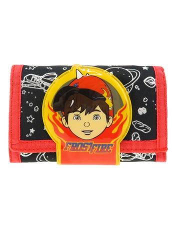 Boboiboy Boboiboy Frostfire Tri Fold Wallet 99880KC6A288F5GS_1
