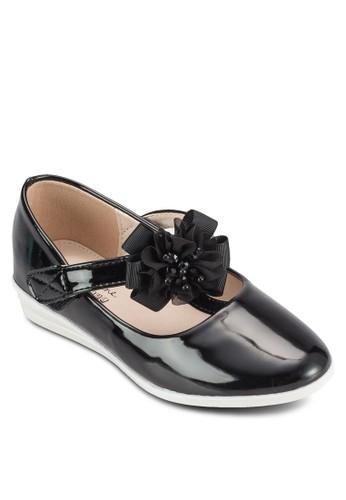 Resprit官網iley 立體花飾瑪麗珍鞋, 鞋