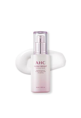 AHC AHC Peony Bright Luminous Serum 40ml D6396BED4F17F2GS_1