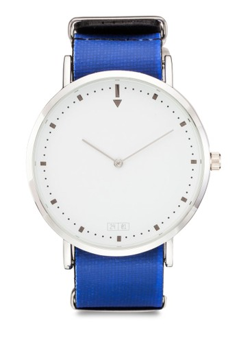 雙色錶帶圓框esprit門市手錶, 錶類, 休閒型