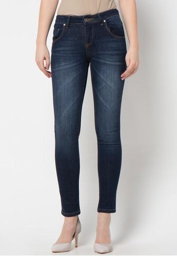 DocDenim blue Ladies Silvanna Jeans DO336AA83LROID_1