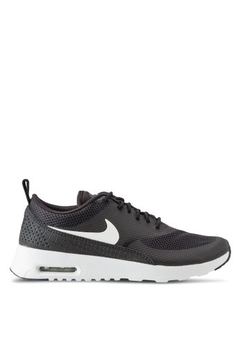 Nike black Women's Nike Air Max Thea Shoes NI126SH04AFVMY_1