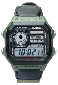 Digital Watch AE-1200WHB-3B
