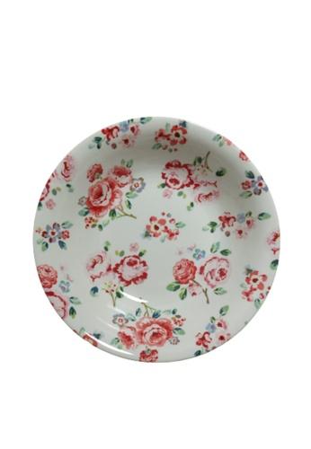 "Claytan Fragrance Rose - 9.2"" Salad Bowl 2547CHL6AE7C5AGS_1"