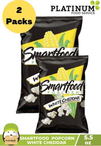 Frito Lay black Smartfood White Cheddar Popcorn 5.5oz Pack of 2 22E39ESA70A9E1GS_1