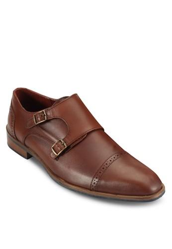 雙扣環蒙克皮esprit台灣門市鞋, 鞋, 鞋
