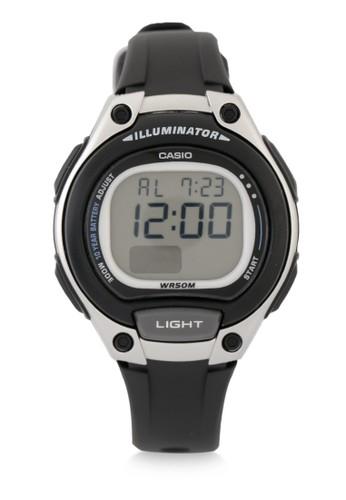 Casio black Casio Jam Tangan - Black Silver - Resin - LW-203-1A 3FABEAC75B4766GS_1