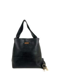 Ceviro Celloz Shoulder Bag Black