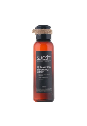 Suesh n/a Pure Triple Cleansing Water 100Ml AC082BE43CE22EGS_1