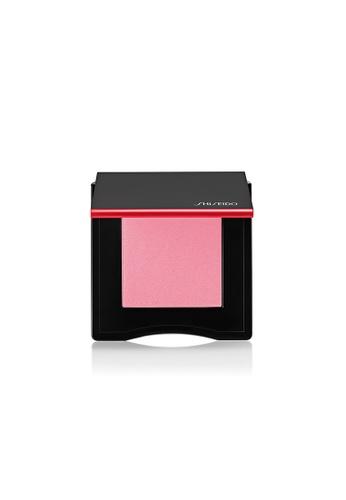 Shiseido pink Shiseido Makeup InnerGlow CheekPowder,04 Aura Pink C9956BE8506696GS_1