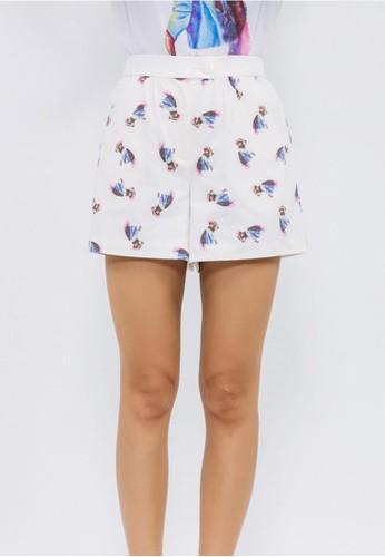 小熊印花短褲, 服飾, 休閒esprit home 台灣短褲