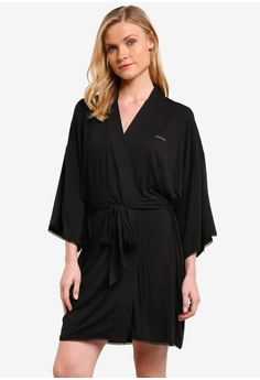 Seductive Comfort 蕾絲 Robe