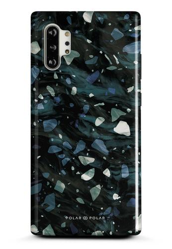 Polar Polar grey Nordic Terrazzo Gem Dual-Layer Tough Case Glossy For Samsung Galaxy Note10 Plus 8906EACC5640ACGS_1