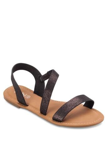 Merida 多帶平底涼鞋, 女鞋,esprit 台灣 鞋