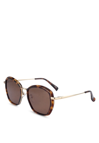 11752a257b Shop BLANC   ECLARE Prague Sunglasses Online on ZALORA Philippines