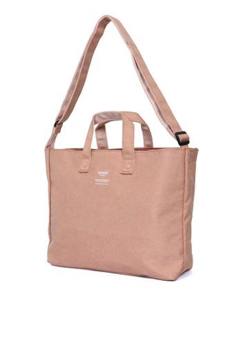 Anello pink THE DAY 2WAY Mini Tote Bag 5FA4DACA954FCCGS_1