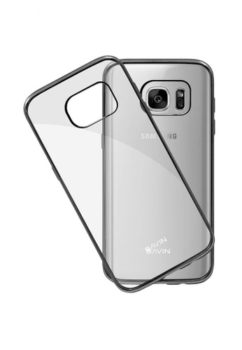 BAVIN black TPU Soft Case Protector for Samsung Galaxy S7 22AEBAC555CD38GS_1