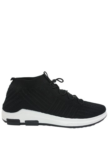 Dr. Kevin black Dr. Kevin Men Sneakers 13363 - Black/Black 1C713SHFF610D2GS_1