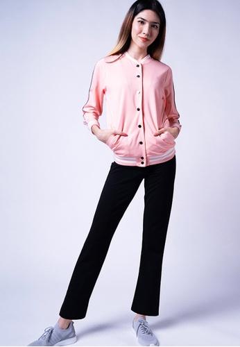 AVIVA red AVIVA Gabrina Easy Wear Long Sleeve Top 68FCCAAAC7ADE7GS_1