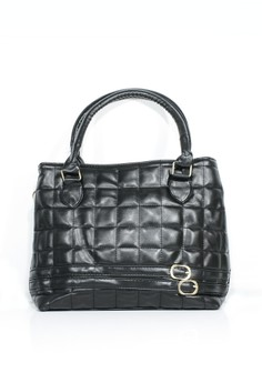 Patent Leather Hand Bag