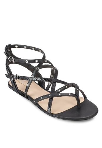 Sansa 蛇紋羅馬涼鞋、 女鞋、 鞋ALDOSansa蛇紋羅馬涼鞋最新折價