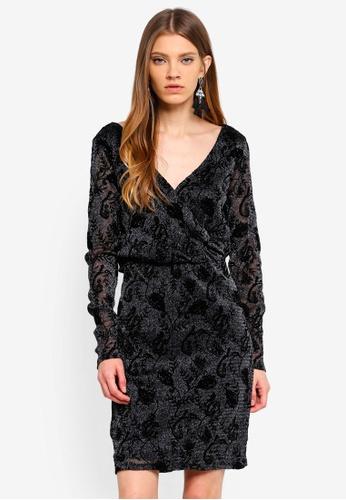 ONLY black Tayla L/S Dress 29924AAAB7EF54GS_1