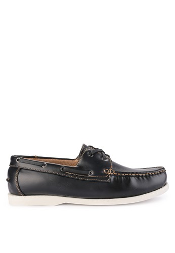 Declan black Martin Loafers 752AFSHE9ADC9FGS_1