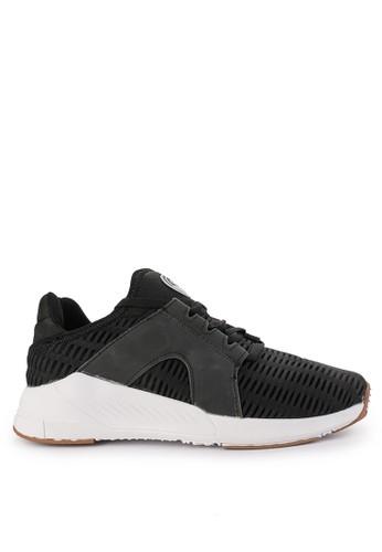No Fear black Arrow Sneakers Shoes B7BA6SHA71BF20GS_1