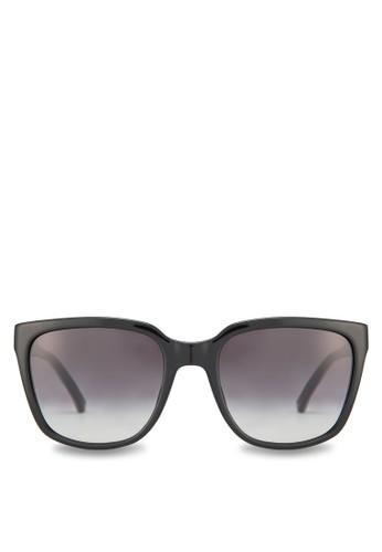 拼色方zalora 包包 ptt框太陽眼鏡, 飾品配件, 飾品配件