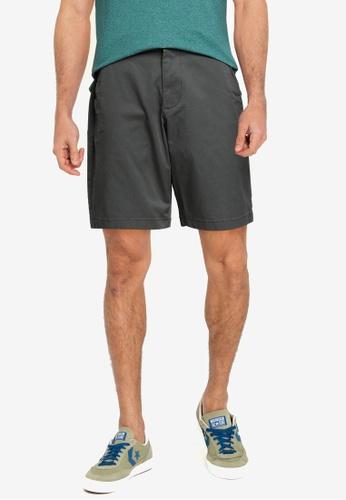 Hollister grey 9 Inch Shorts C593EAAB07380EGS_1