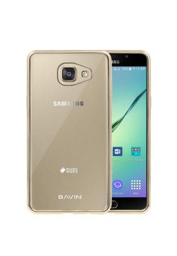 BAVIN gold TPU Soft Case Protector for Samsung Galaxy A510 0E9DAAC1639C6BGS_1