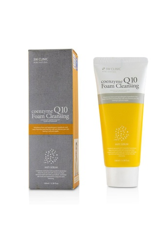 3W Clinic 3W CLINIC - Coenzyme Q10 Foam Cleansing 100ml/3.38oz 2FBE1BEC14D1E2GS_1