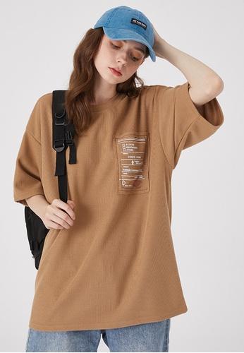 Twenty Eight Shoes Trend Simple Short T-shirt HH0132 F1AA4AA3C76555GS_1