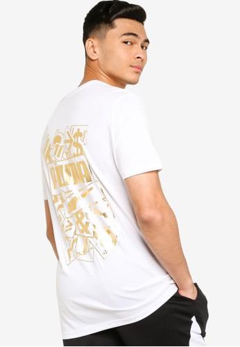 PUMA white Puma Sportstyle Core Gold Foil Tee 9BF2DAAAE3A1FCGS_1