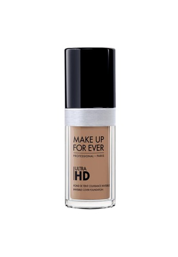MAKE UP FOR EVER beige ULTRA HD FOUNDATION - Fluid Foundation 30ML Y415 8FC83BE36CB765GS_1