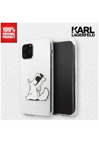 KARL LAGERFELD multi Karl Lagerfeld – Case Iphone 11 Pro Max 6.5 Trans Fun Choupette Clear C6035ES71A876BGS_1