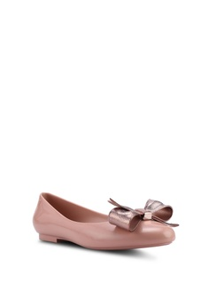 9ff766bf65a297 26% OFF Melissa Melissa Doll III Ad Flats S  120.00 NOW S  88.90 Sizes 5