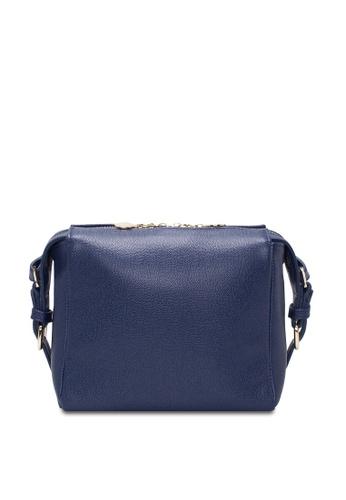 VINCCI navy Shoulder Bag 1EE88ACAF456B4GS_1