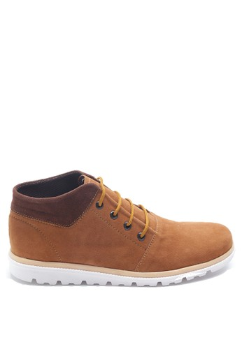 Dr. Kevin brown Dr. Kevin Women Casual Boots 4016 - Tan DR982SH12HBBID_1