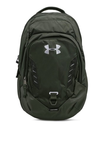 Under Armour green UA Gameday Backpack AC9BFACBD62F75GS_1