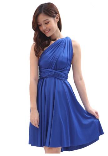 c355435fef8 COVETZ Wedding blue Kaelyn Convertible Dress - Royal Blue CO611AA83AAYMY 1
