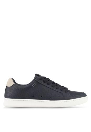 ALDO navy Aluer Sneakers 37439SHAAC16B5GS_1