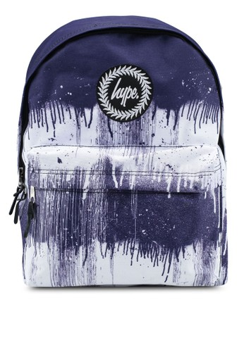 Just Hype multi Drips Backpack 00092AC56E67E0GS_1