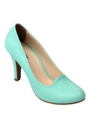 CLAYMORE blue High Heels Claymore B - 801 Tosca CL635SH31CVKID_1
