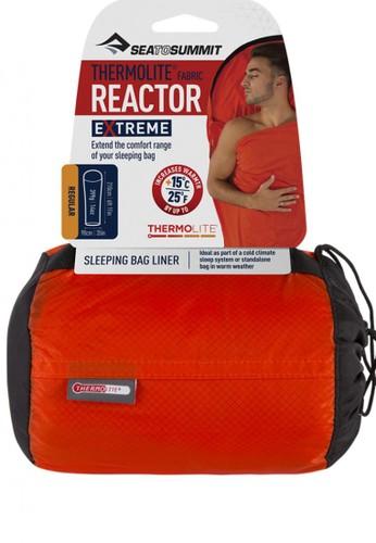 Sea To Summit red Sleeping Bag Liner Sea To Summit Thermolite Reactor Extreme 2E3ECSEEC00B03GS_1