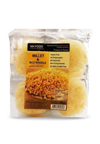 Andes Haven 【MH Food】Millet & Rice Noodle - 200gm 8D7D5ES1478ABDGS_1