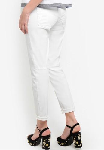 簡約寬鬆長褲, zalora鞋子評價服飾, 長褲及內搭褲