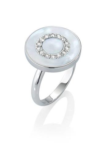 Morellato silver Perfetta Ring SALX09018 Silver 925 Zircons 5908AAC01E38F7GS_1